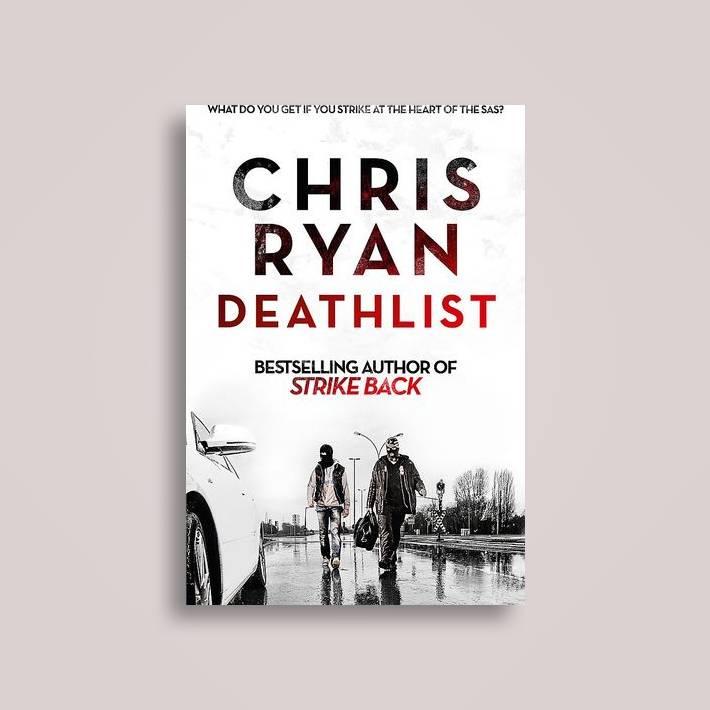 Deathlist A Strike Back Novel 1 Chris Ryan Near Me Nearst