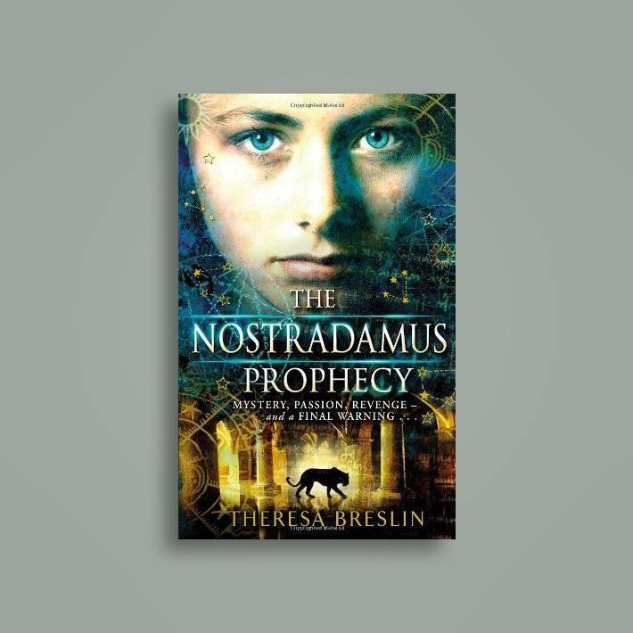 The Nostradamus Prophecy - Theresa Breslin Near Me | NearSt