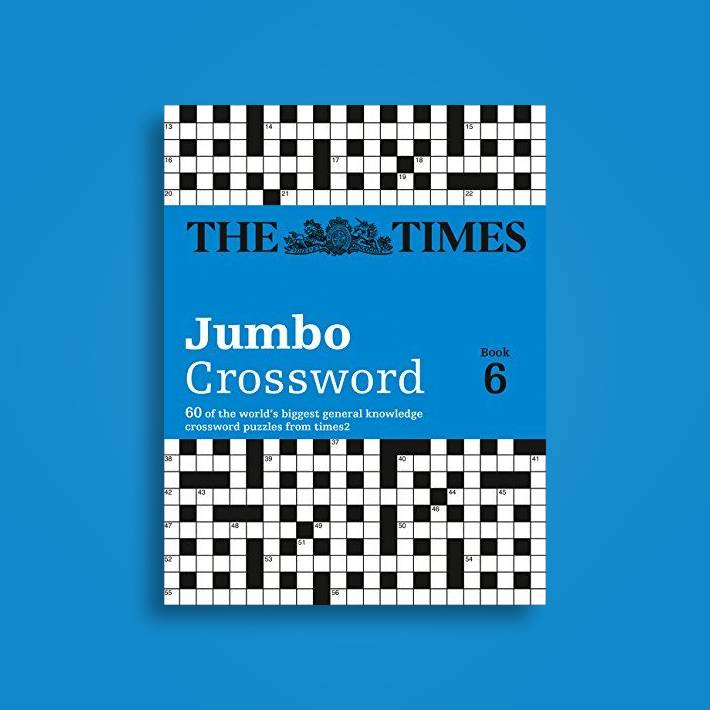 Times 2 Jumbo Crossword 6: 60 world-famous crossword puzzles - undefined  Near Me | NearSt