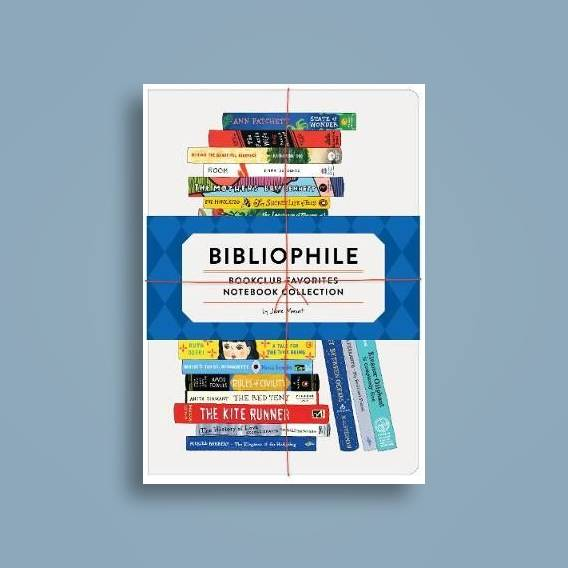 Bibliophile Notebook Collection: Book Club Favorites