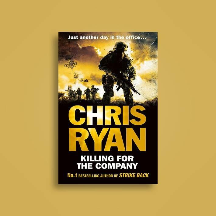 Killing For The Company Chris Ryan Chris Ryan Near Me Nearst
