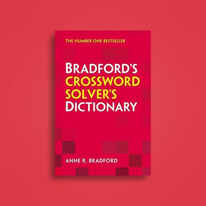 Collins Bradford's Crossword Solver's Dictionary (9th Edition)