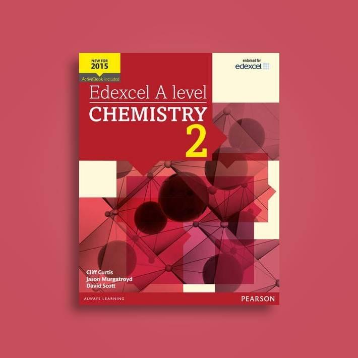 Edexcel As Chemistry Book
