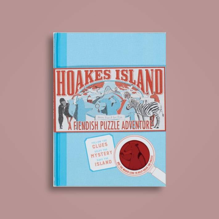 "Hoakes Island: ""A Fiendish Puzzle Adventure """
