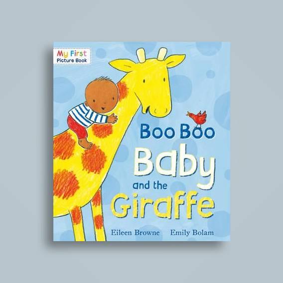 Boo Boo Baby And The Giraffe Eileen Browne Near Me Nearst Find