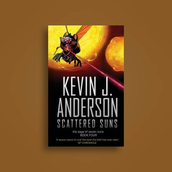 Scattered Suns Kevin J Anderson Near Me Nearst Find And Buy