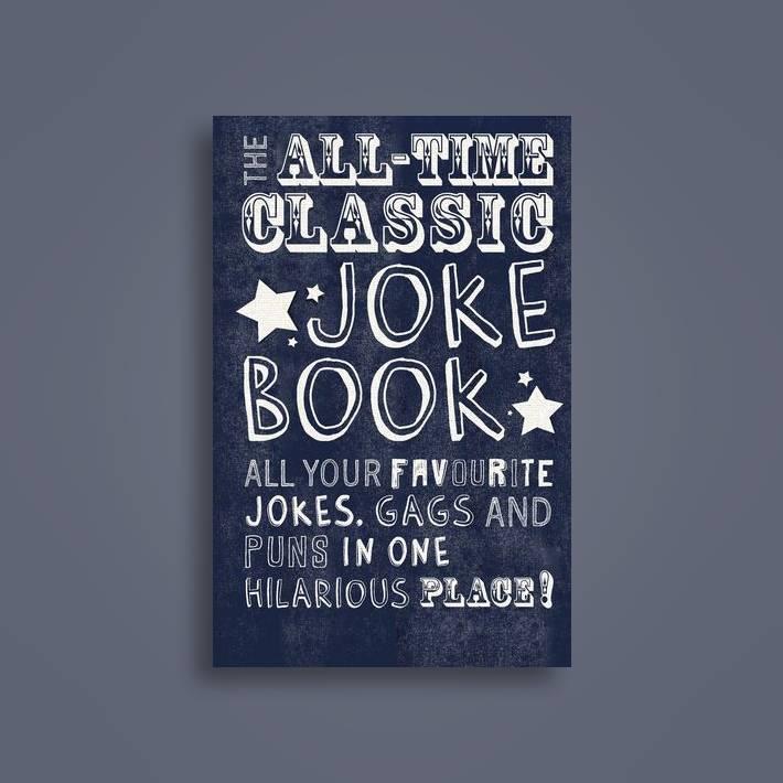 All Time Classic Joke Book (Joke Books)