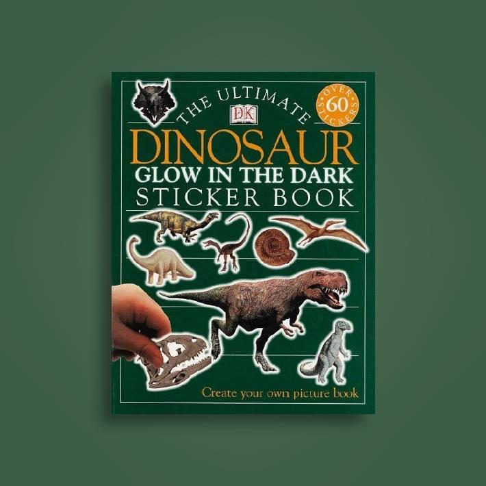 The Ultimate Dinosaur Book