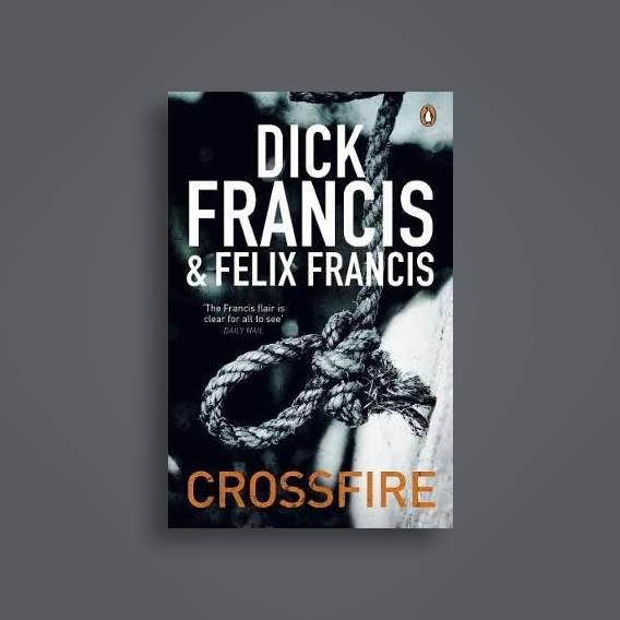 Crossfire - Dick Francis Near Me | NearSt