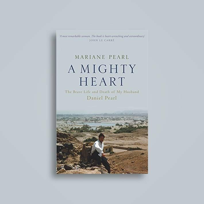 A Mighty Heart: The Daniel Pearl Story - Mariane Pearl Near Me   NearSt