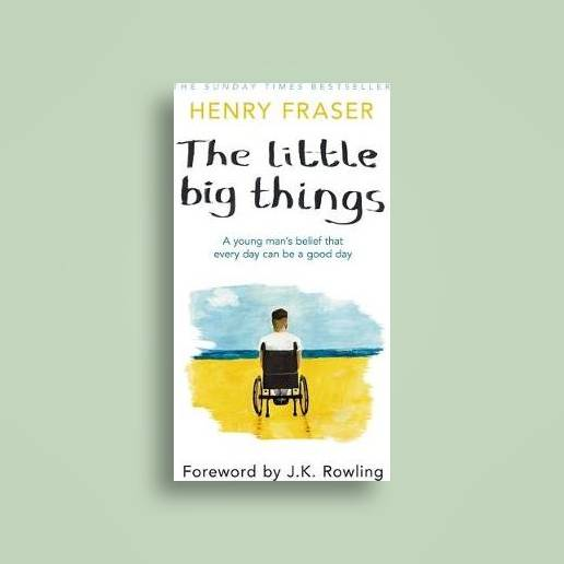 The Little Big Things The Inspirational Memoir of the Year