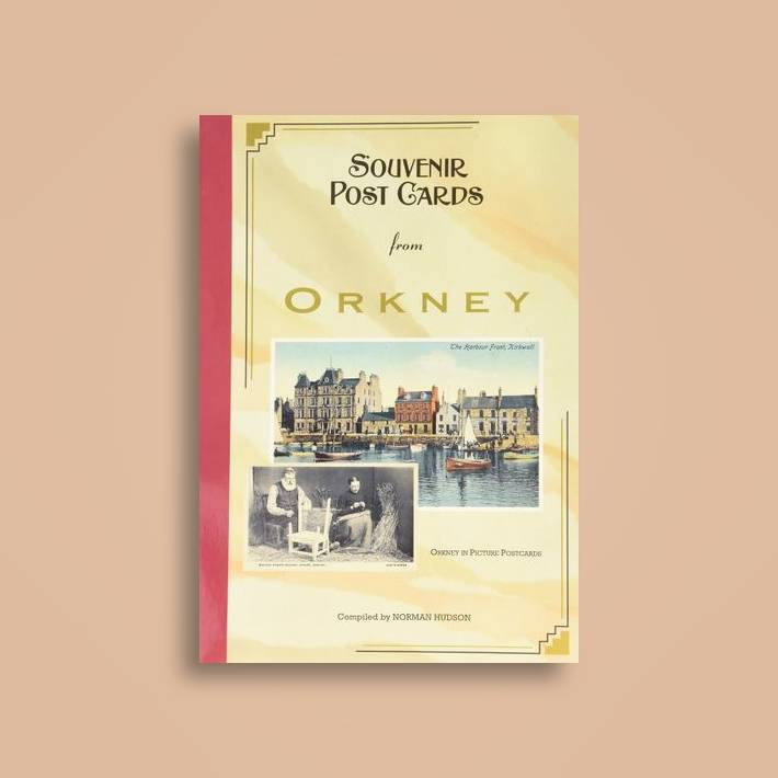 Souvenir Postcards from Orkney: Orkney in Picture Postcards - Norman Hudson  Near Me   NearSt