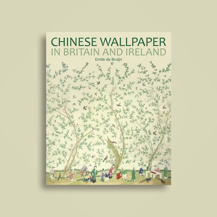 Chinese Wallpaper In Britain And Ireland Emile De Bruijn Near Me Nearst