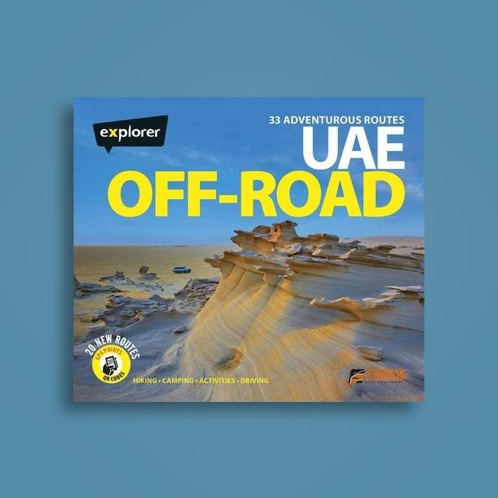 UAE off-Road - Explorer Publishing and Distribution Near Me | NearSt