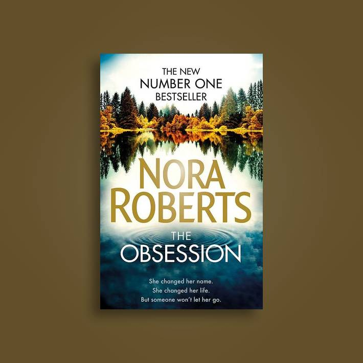 The Obsession - Nora Roberts Near Me | NearSt Find and buy products