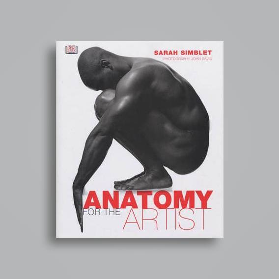 Anatomy for the Artist - Sarah Simblet Near Me | NearSt Find and buy ...
