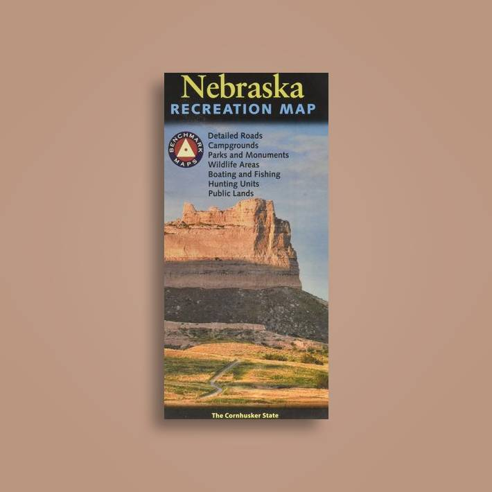 Badlands Nebraska Map.Nebraska Recreation Map Benchmark Maps Near Me Nearst Find And