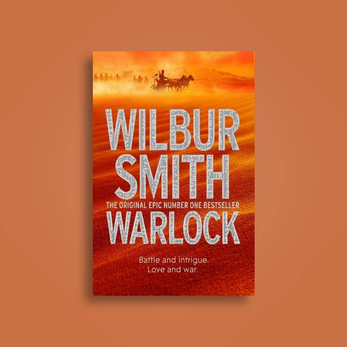 Warlock (The Egyptian Novels) - Wilbur Smith Near Me | NearSt