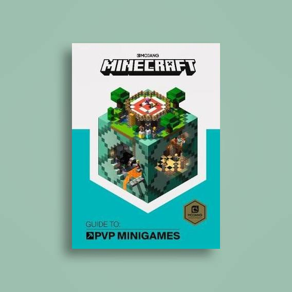 Minecraft Guide to PVP Minigames: An Official Minecraft Book from Mojang -  Mojang AB Near Me | NearSt