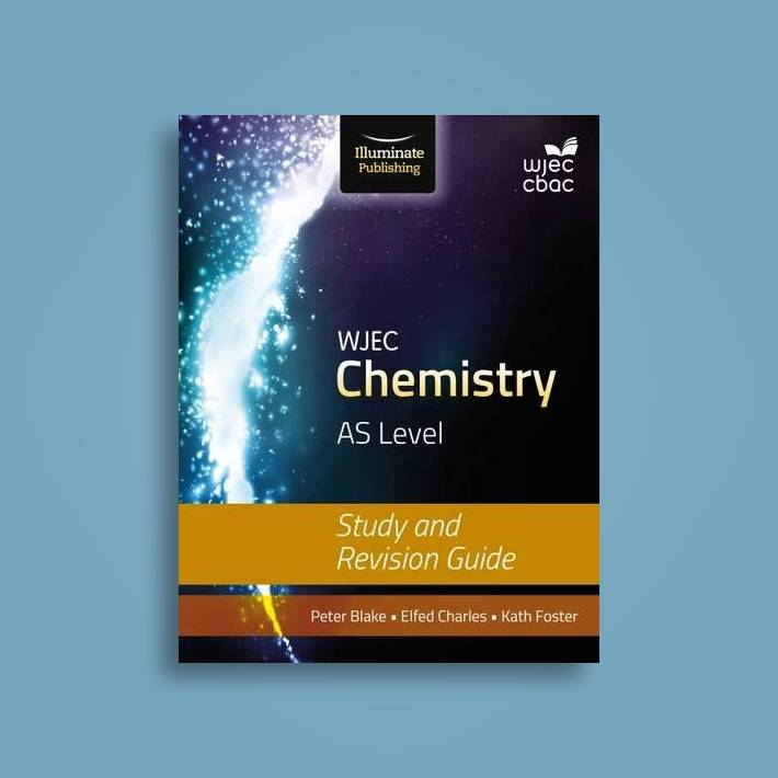 wjec chemistry for as study and revision guide peter blake near rh near st A Level Chemistry Revision Chemistry Revision Flash Cards