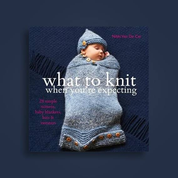 What to Knit When You re Expecting  28 Simple Mittens 1fbec1b80f2