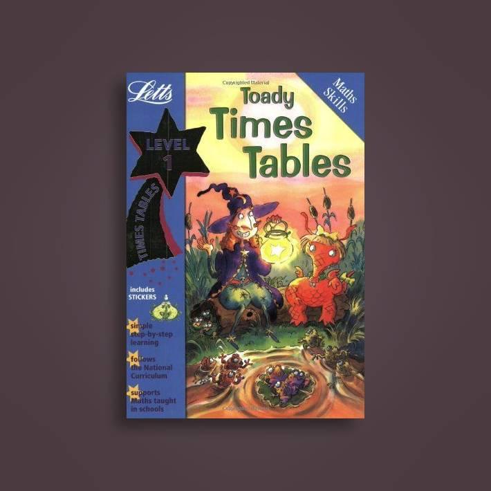 Times Tables (Magical Skills) - Louis Fidge Near Me | NearSt