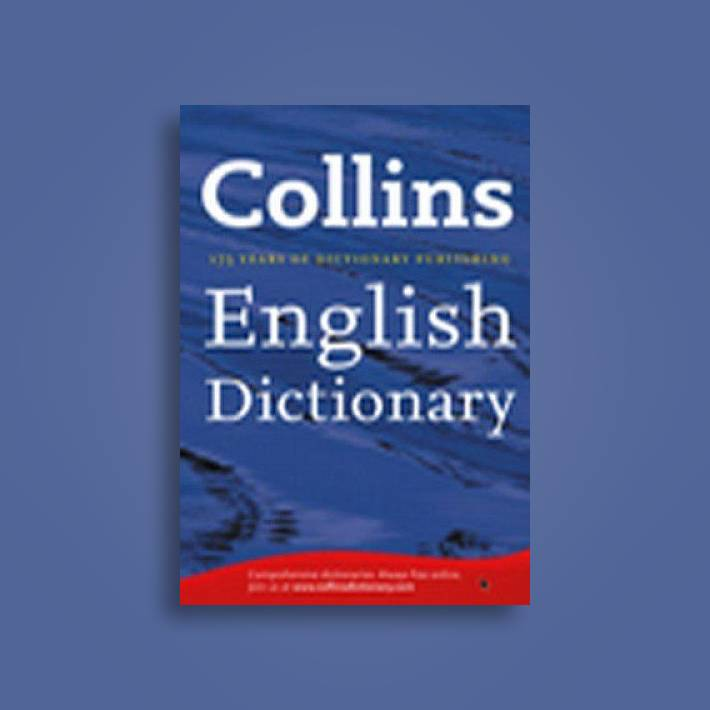 Collins Paperback English Dictionary [Sixth Edition] - Collins Dictionaries  Near Me | NearSt