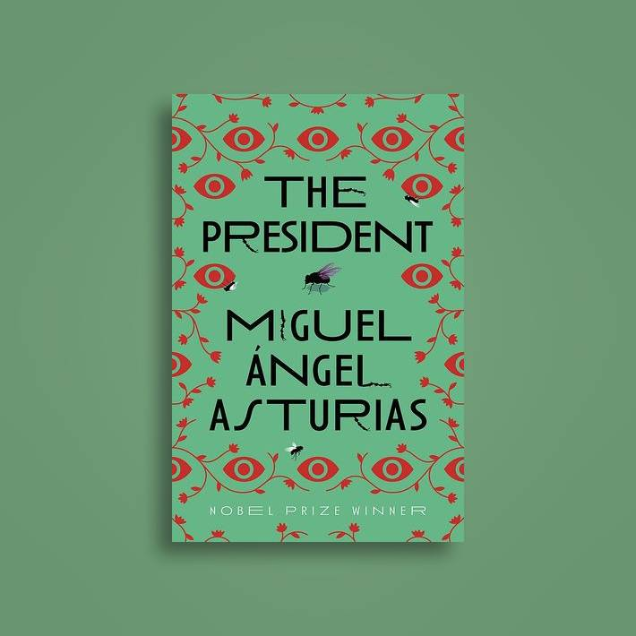 the president miguel angel asturias