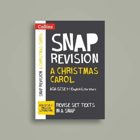 Christmas Carol Text Guide.A Christmas Carol Aqa Gcse 9 1 English Literature Text Guide Collins Gcse 9 1 Snap Revision Collins Gcse Near Me Nearst