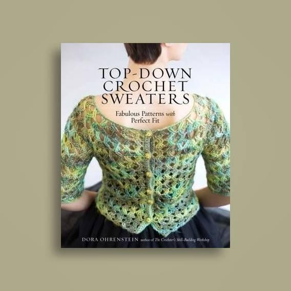 Top Down Crochet Sweaters Dora Ohrenstein Near Me Nearst Find