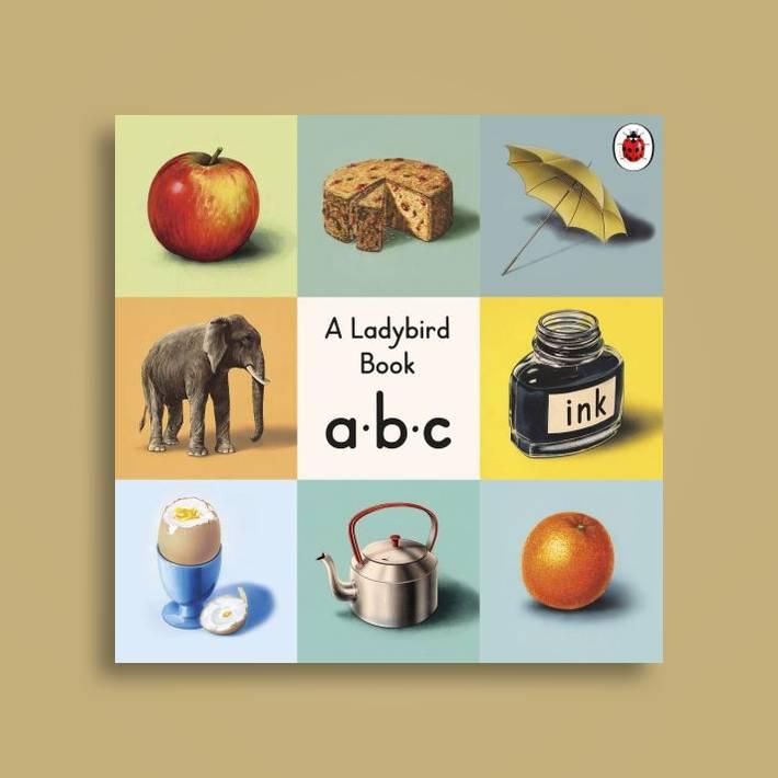 ABC: A Ladybird Vintage Board Book (Ladybird Vintage Board Books)