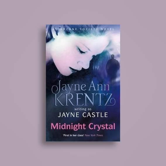 Midnight Crystal: Number 9 in series - Jayne Castle Near Me | NearSt