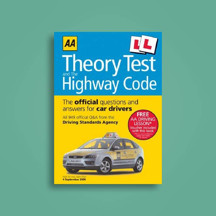 Driving Theory Test Book