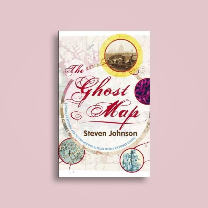 on ghost map steven johnson