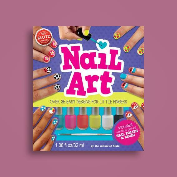 Nail Art - Editors of Klutz Near Me   NearSt Find and buy products ...