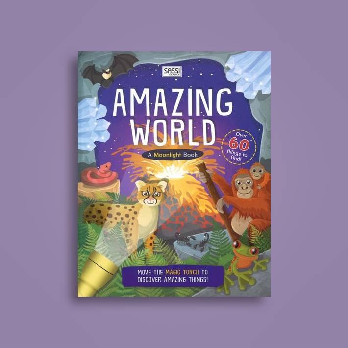 Amazing World (Moonlight Books)