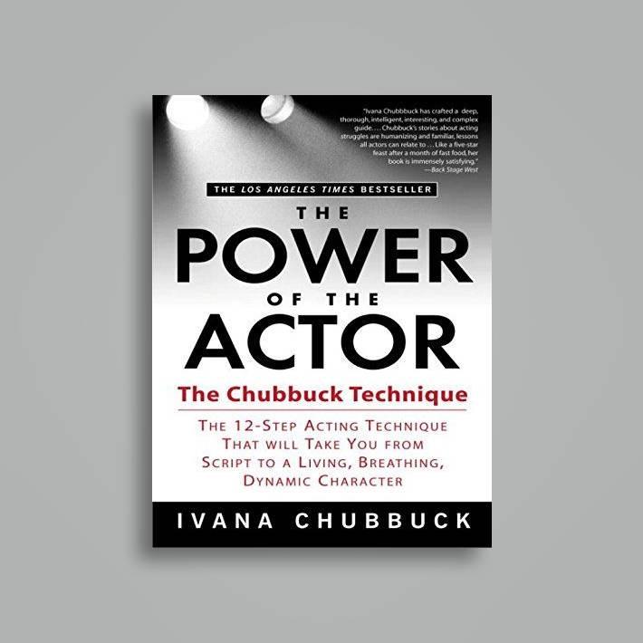 The Power Of The Actor The Chubbuck Technique Ivana Chubbuck Near