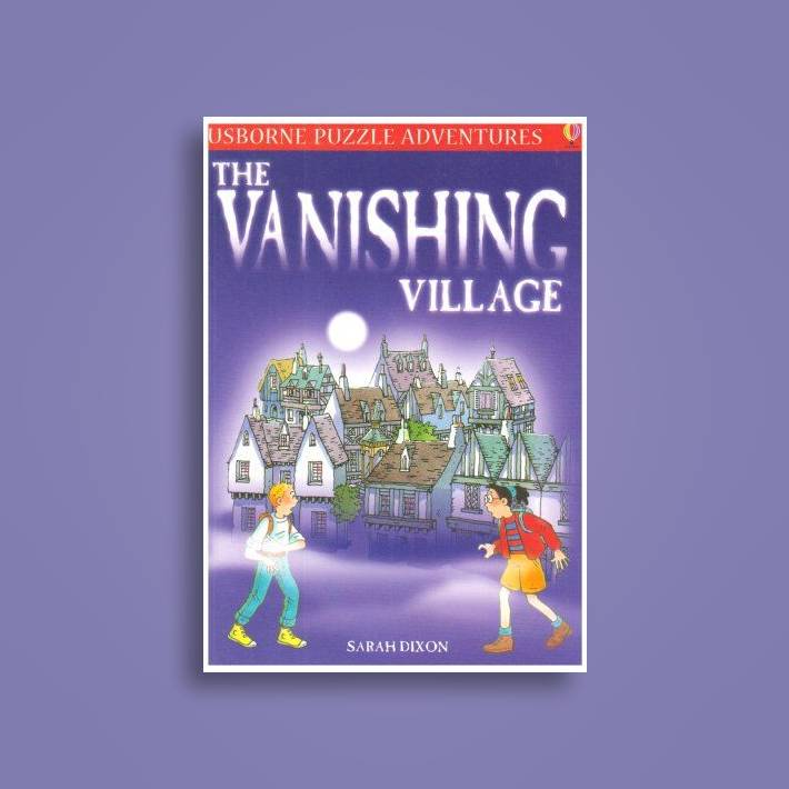 Puzzle Adventures The Vanishing Village - Sarah Dixon Near Me   NearSt