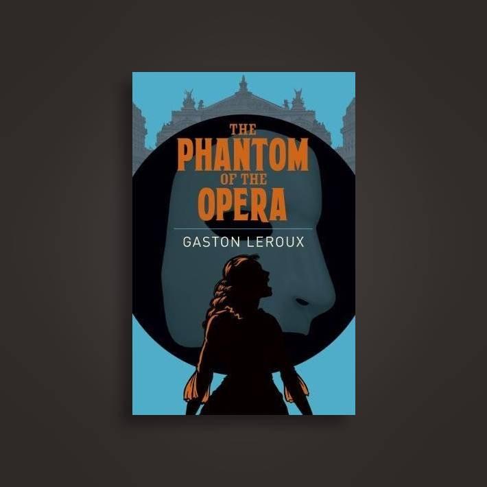 gaston leroux phantom character
