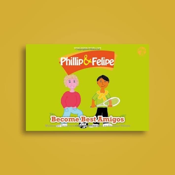 Phillip and Felipe Become Best Amigos - Genevieve Yusuf Near Me | NearSt