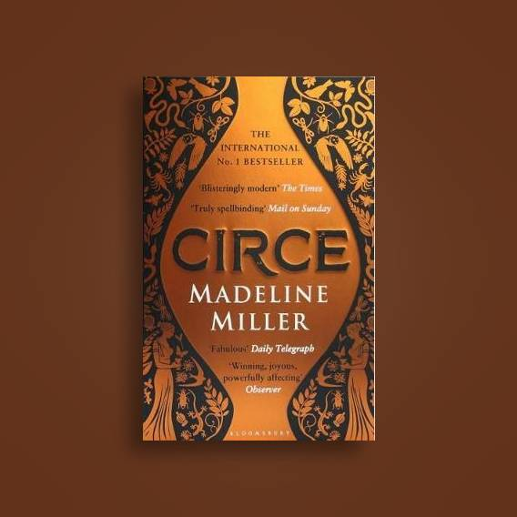 Circe: The Sunday Times Bestseller
