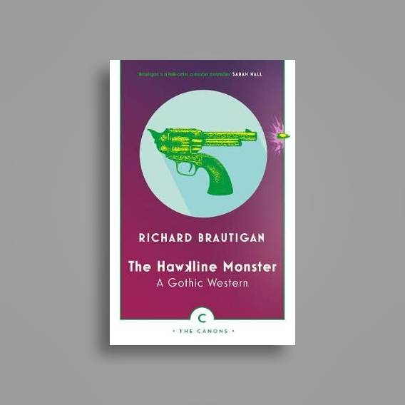 The Hawkline Monster: A Gothic Western