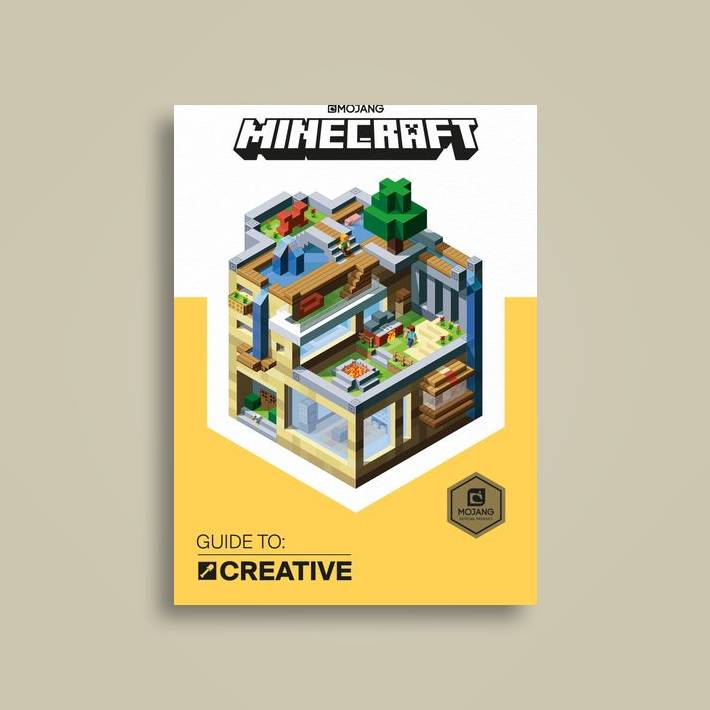 Minecraft Guide to Creative: An Official Minecraft Book From Mojang -  Mojang AB Near Me | NearSt