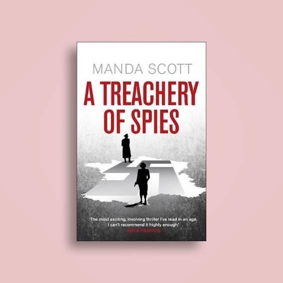 A Treachery of Spies