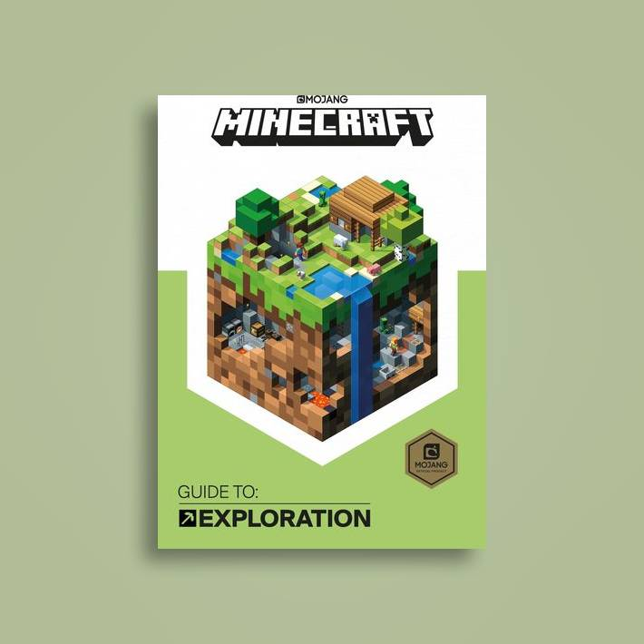 Minecraft Guide to Exploration: An official Minecraft book from Mojang -  Mojang AB Near Me | NearSt