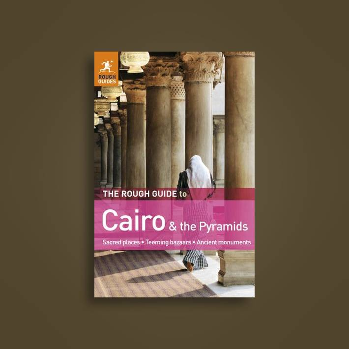 The Rough Guide to Cairo & the Pyramids - Rough Guides Near Me | NearSt