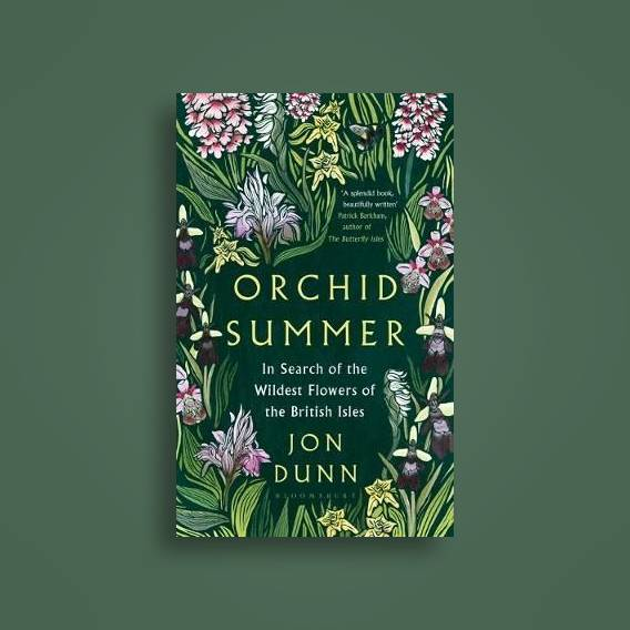 Orchid Summer: In Search of the Wildest Flowers of the British Isles