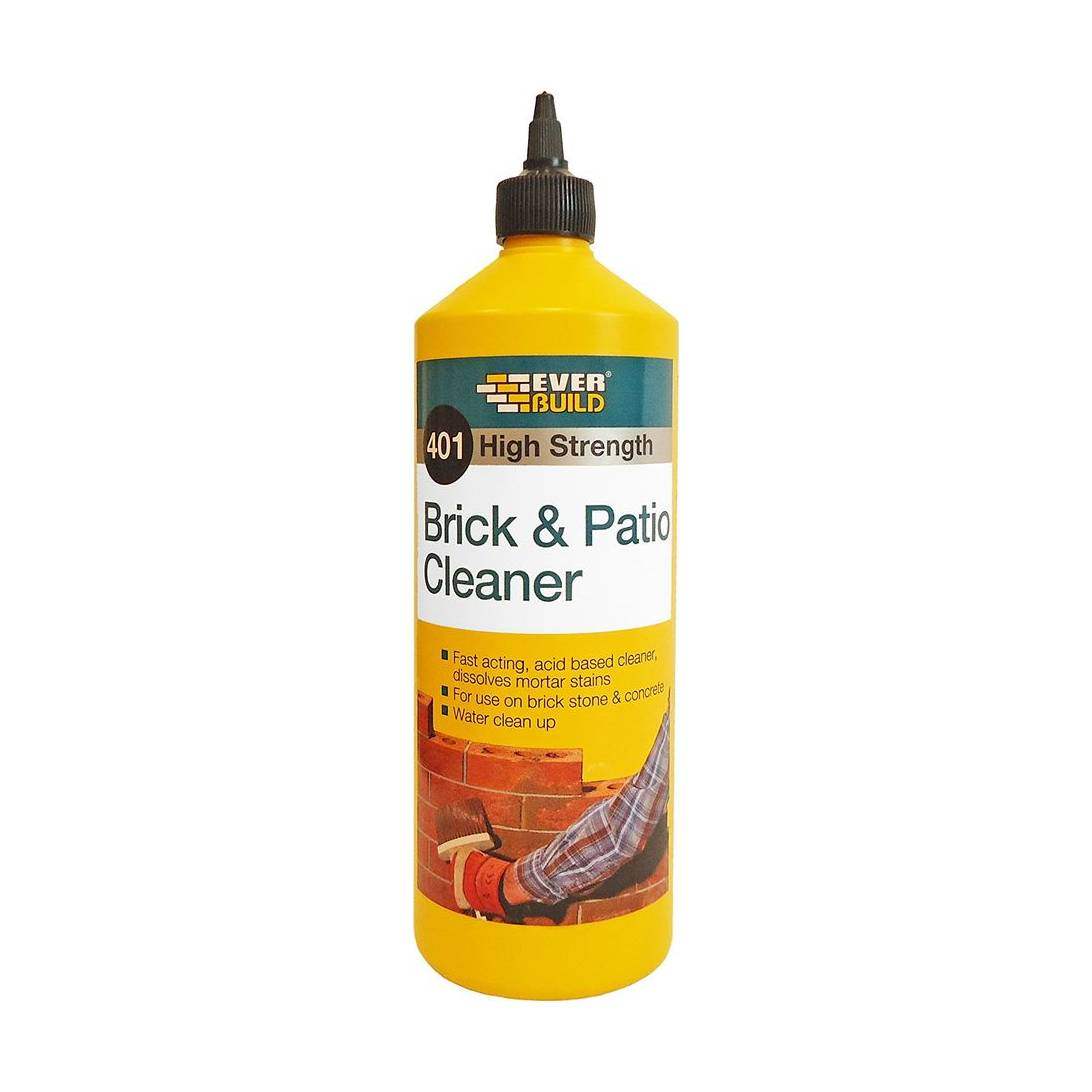 EVERBUILD 401 Brick And Patio Cleaner Acid Based 1L LTR Near Me   NearSt
