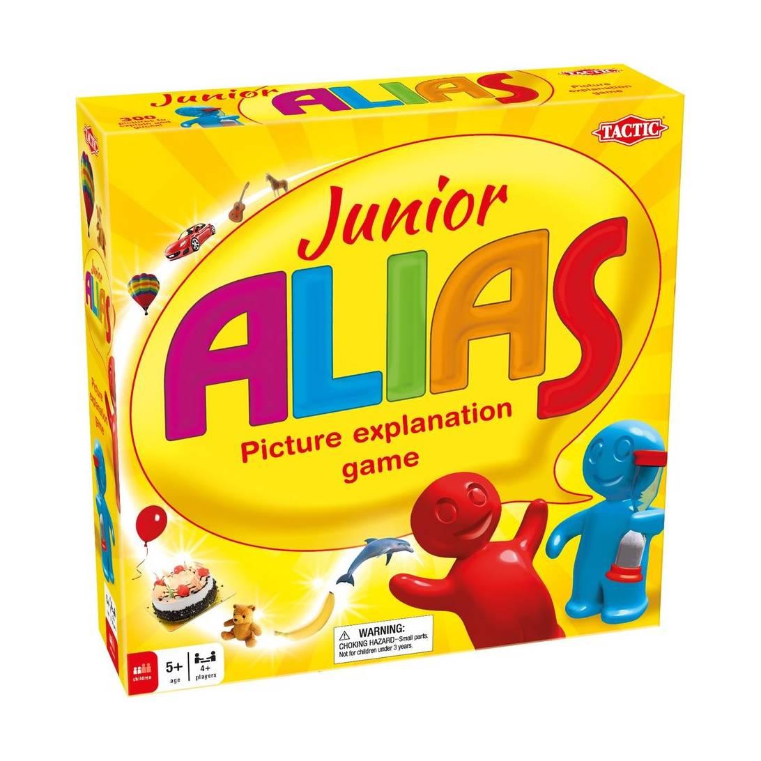 Tactic Games Junior Alias