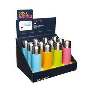 Colourworks Double Walled Vacuum Flask.
